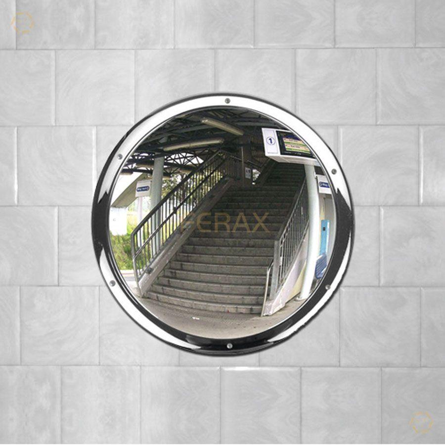 Espejos de vigilancia espejo antivand lico for Espejos para vigilancia