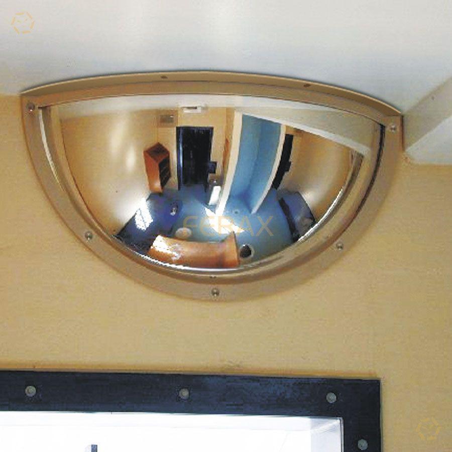 Espejo de seguridad y vigilancia antivand lico for Espejos para vigilancia